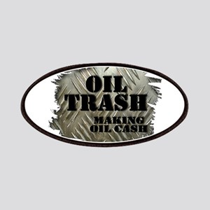 Oilfield Trash Making Oil Cash Corrugated Metal Pa